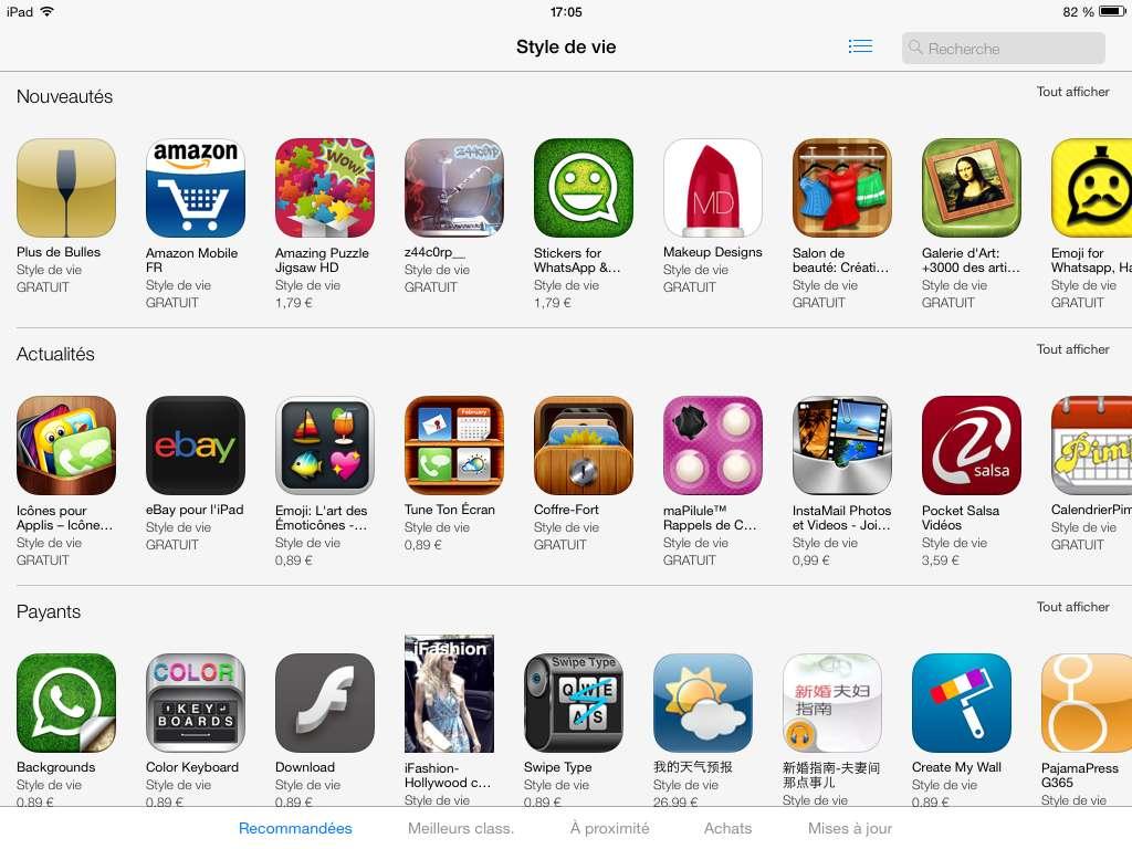 app store ios7 beta