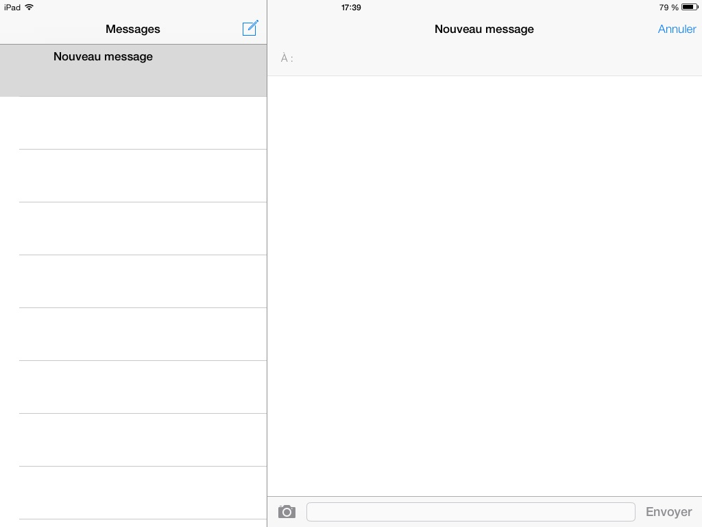 message ios7 beta