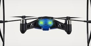 Test du Parrot Minidrone Rolling Spider