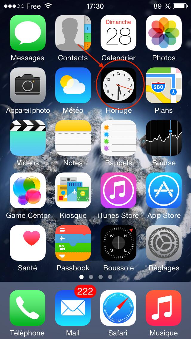 app-horloge