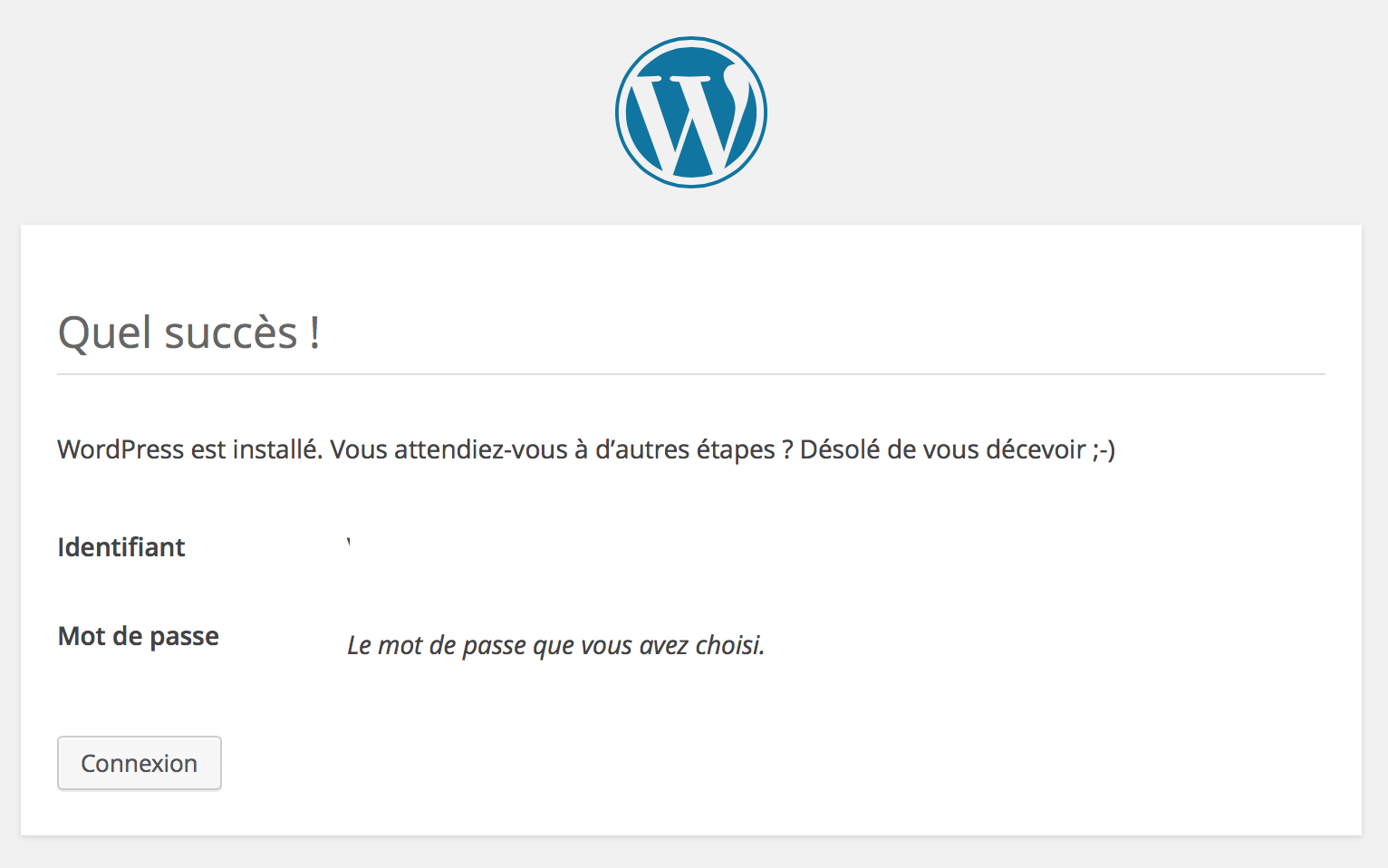 installation-wordpress-4-succes