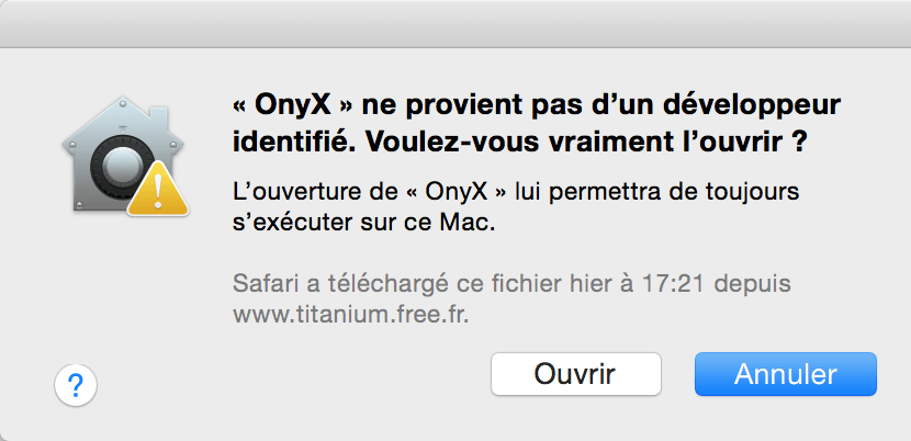 yosemite-autorisation-execution