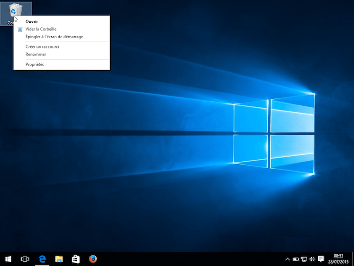 Windows10-vider-corbeille-2