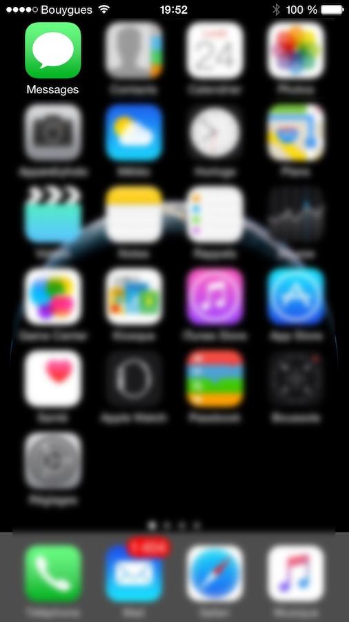 comment envoyer un message sms avec mon iphone