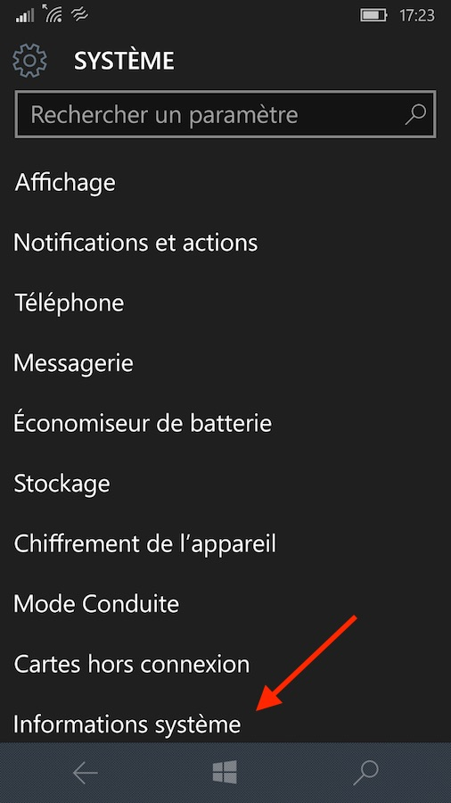 W10mobile-system