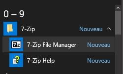 Comment Installer 7 Zip Sur Windows 10 Varcap Informatique