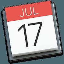Comment imprimer votre calendrier dans macOS Sierra ?