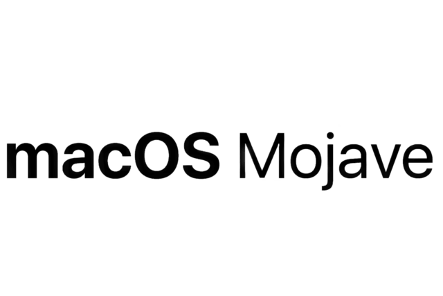Liste des applications compatibles avec macOS Mojave