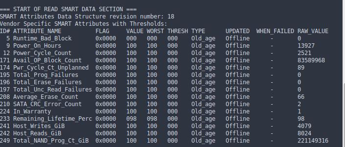 Comment connaître la durée de vie de son disque SSD ?