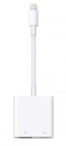Apple USB femelle et USB-C vers Lightning