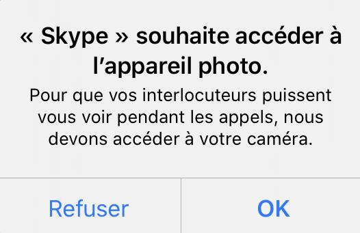 installation Skype 10