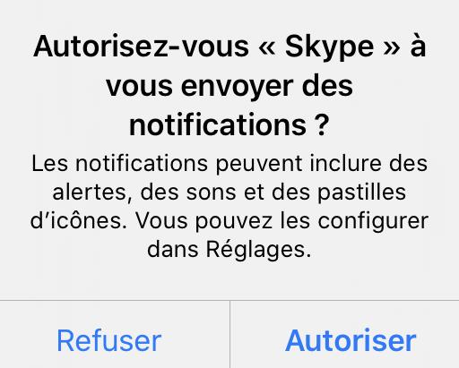 installation Skype 11