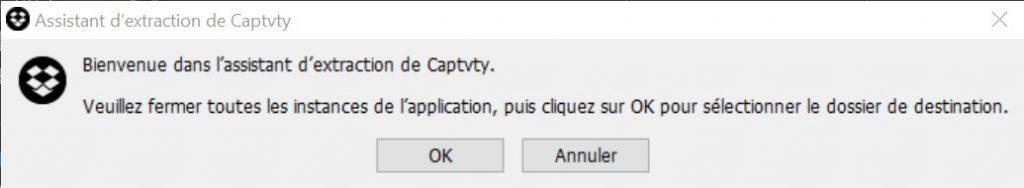 installer Captyly  3