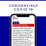COVID-19 : Comment remplir votre attestation numérique sur smartphone ?
