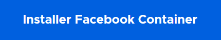 bouton Facebook container