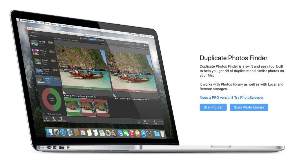 Duplicate Photos Finder installé