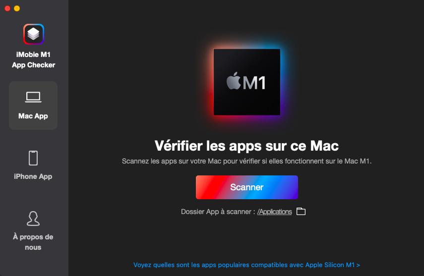 iMovie M1 App Checker