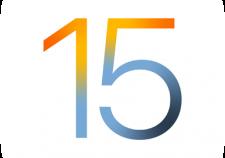 logo iOS 15
