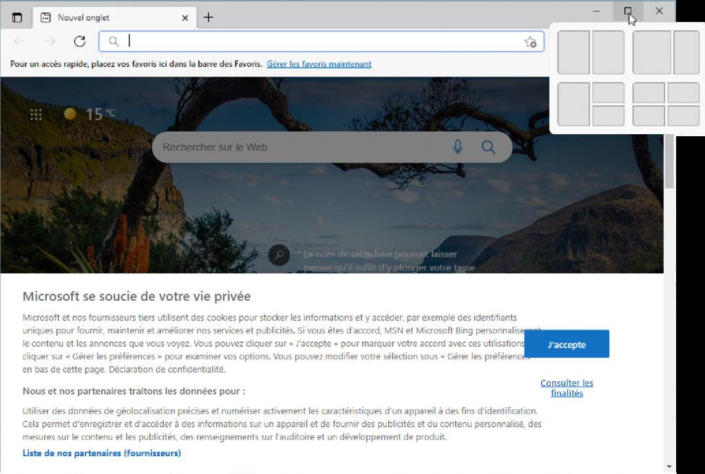 Multitache Windows 11